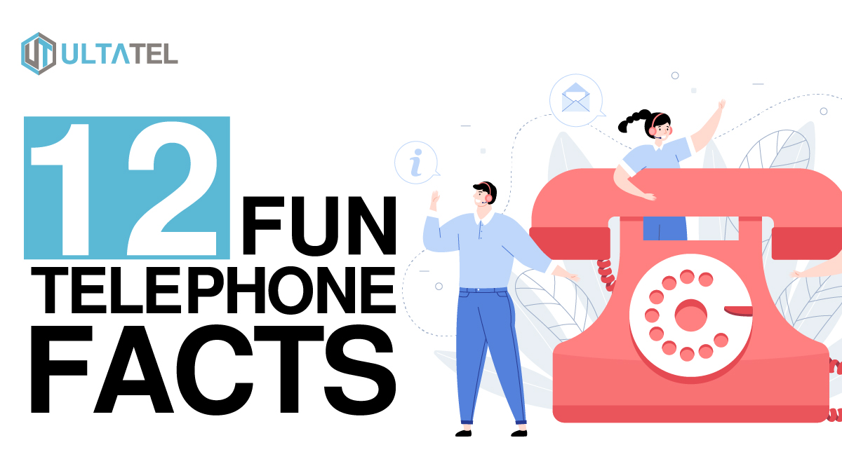 12 Fun Telephone Facts You Probably Didn't Know