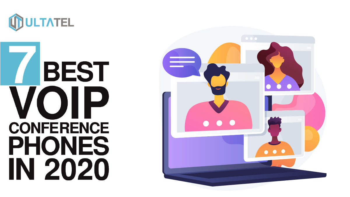 7 Best VoIP Conference Phones in 2020