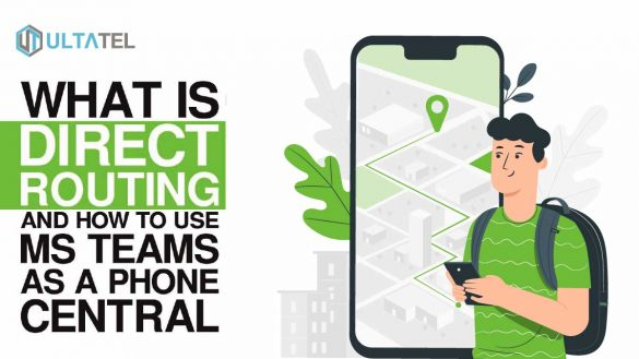 what is direct routing