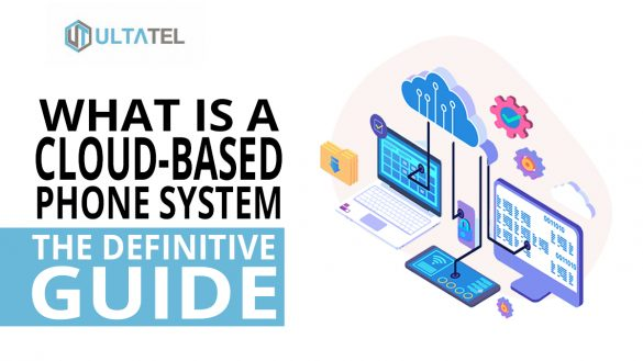 what is a cloud-based phone system
