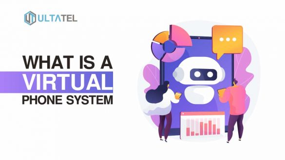 what is a virtual phone system